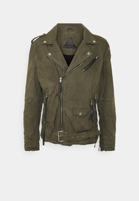 Be Edgy - BECHAIN - Denim jacket - khaki - 0