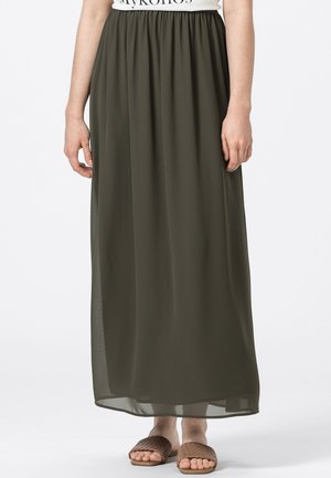 Maxi skirt - fango