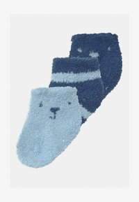 GAP - COZY 3 PACK UNISEX - Socks - night - 0