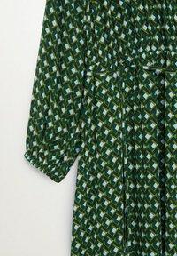 Violeta by Mango - MADRID - Maxi šaty - vert - 5