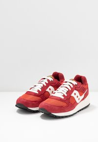 Saucony - SHADOW VINTAGE - Trainers - summer fig/dahlia - 4