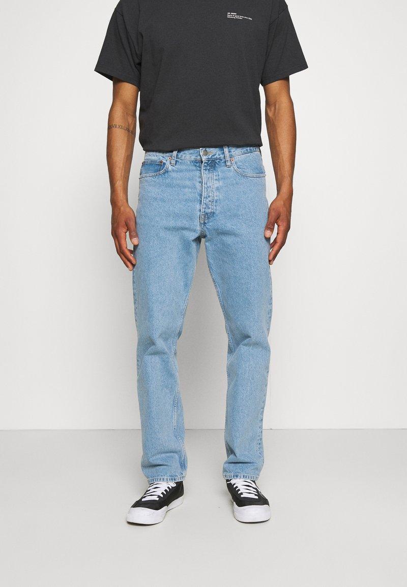 Dr.Denim - DASH - Jeans straight leg - light blue ridge stone