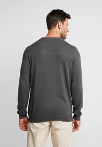 Esprit - CREW - Jumper - dark grey - 2