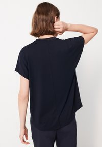 someday. - Basic T-shirt - dark blue - 0