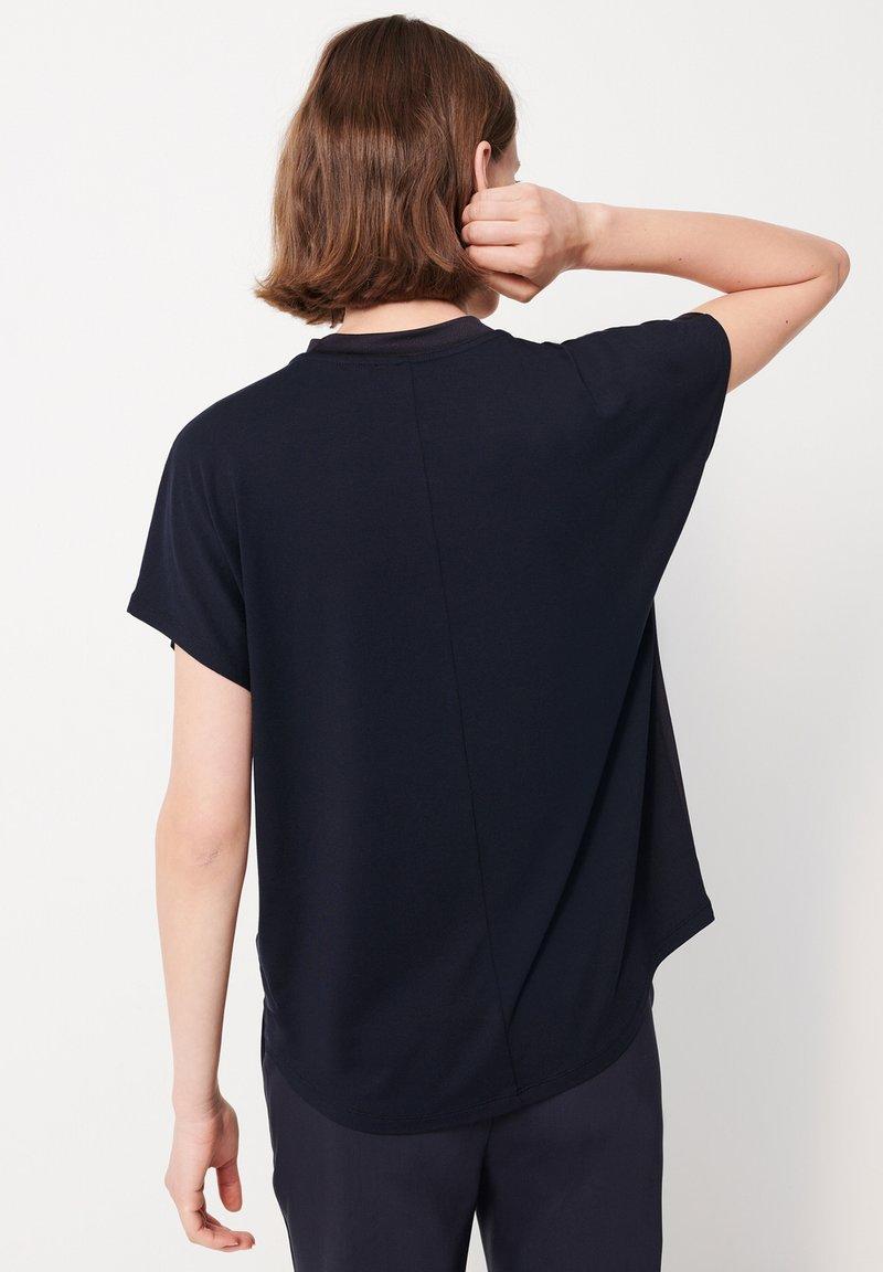 someday. - Basic T-shirt - dark blue