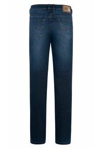 Joker Jeans - Slim fit jeans - blue black buffies - 1
