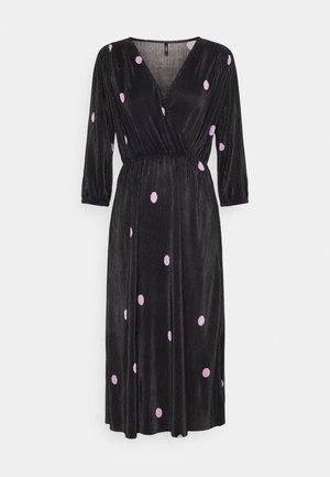 ONLLENA BALOON DRESS - Denní šaty - black