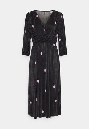 ONLLENA BALOON DRESS - Day dress - black