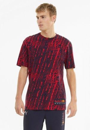 RED BULL RACING - T-shirt imprimé - night sky