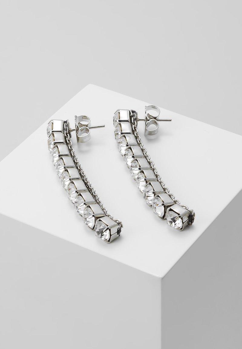 Radà - EARRINGS - Kolczyki - silver-coloured