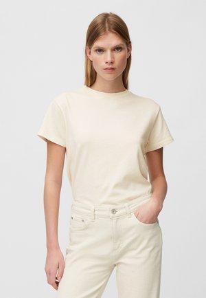 Basic T-shirt - raw cream