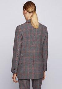 BOSS - Classic coat - patterned - 2