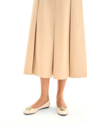 MALIKA - Ballet pumps - beige