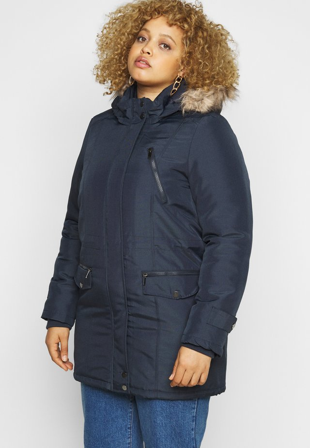 JRCAROEXPEDITION - Parkas - navy blazer