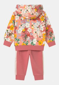 adidas Originals - HOODIE SET  - Chándal - pink/multi coloured - 1