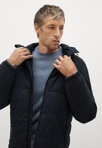 Mango - TARGET-I - Winter jacket - dunkles marineblau - 4