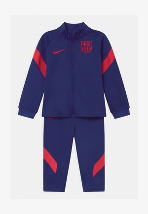 FC BARCELONA SET UNISEX - Tracksuit - deep royal blue/fusion red