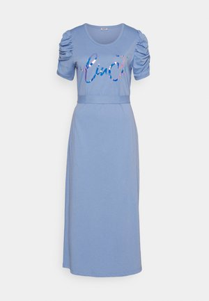 ABITO UNITA - Jersey dress - bright blue wave