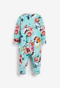Next - 3 PACK  - Sleep suit - blue - 2