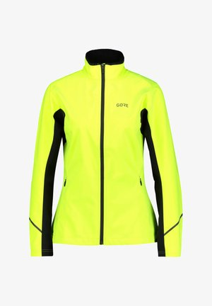 TEX INFINIUM PARTIAL JA - Training jacket - gelb