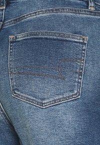 American Eagle - CURVY MOM  - Denim shorts - indigo nightfall - 2