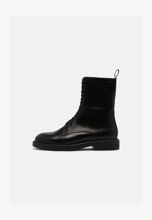 ALEX W - Lace-up ankle boots - black