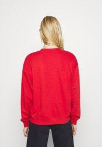 Monki - Sweatshirt - red - 2