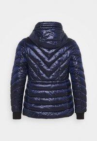 MICHAEL Michael Kors - ZIP FRONT - Winter jacket - true navy - 1