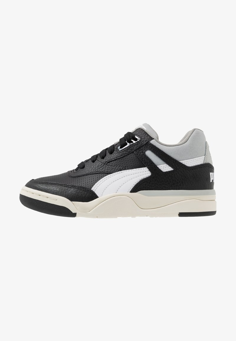 Puma - PALACE GUARD CORE - Trainers - black/whisper white/high rise/white