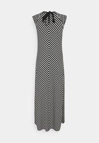 Expresso - Maxi dress - black/white - 1