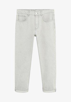 HARMOND - Straight leg jeans - denim hellgrau