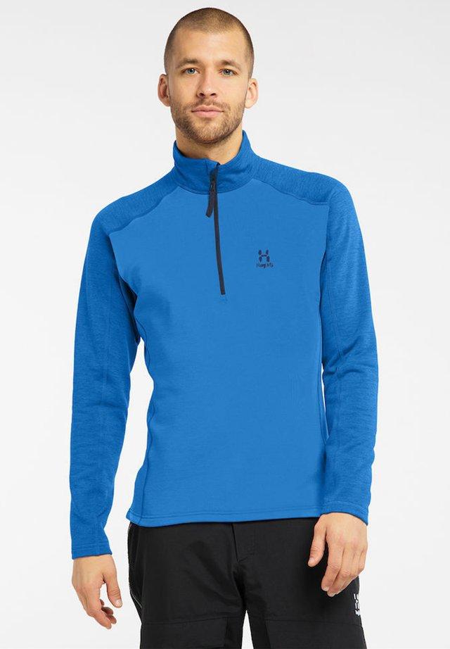 FUNKTIONS HERON MEN - Sweatshirt - storm blue