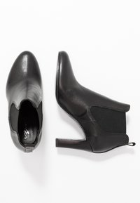 Bianca Di - High heeled ankle boots - nero - 3