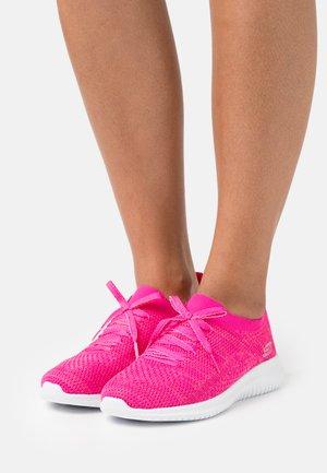 ULTRA FLEX - Slip-ons - hot pink