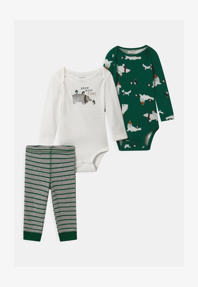 POLARBEAR SET - Trousers - multicolor
