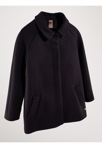 Massimo Dutti - Classic coat - dark blue - 4