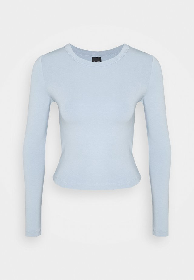 BLAIR - Langærmede T-shirts - blue fog