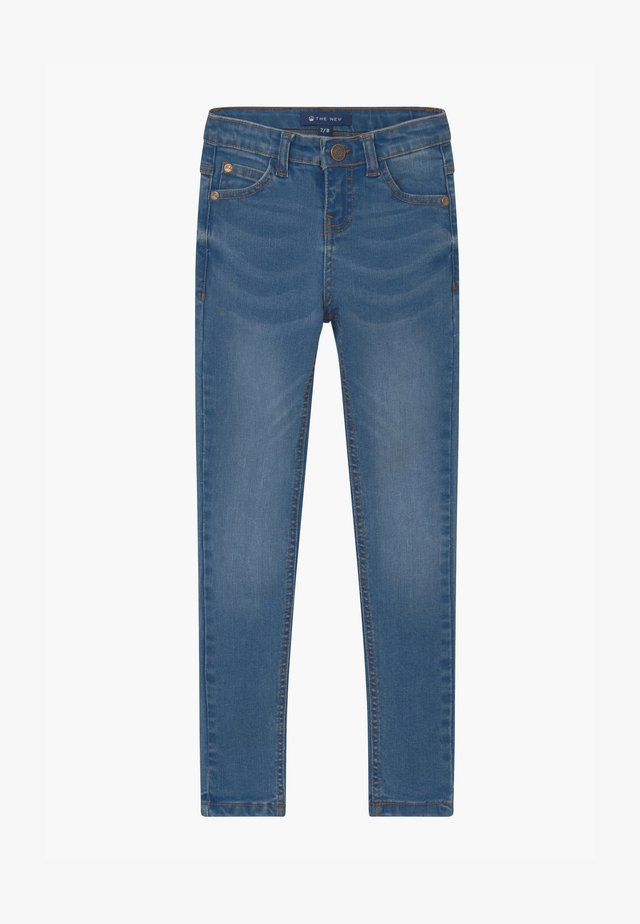 OSLO SUPER SLIM - Skinny džíny - blue denim