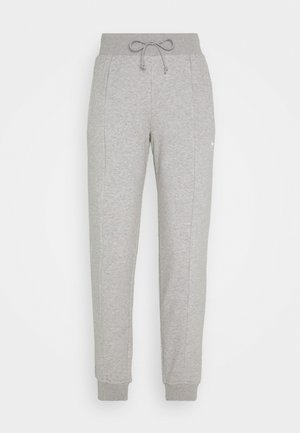 TRACK PANT - Tracksuit bottoms - medium grey