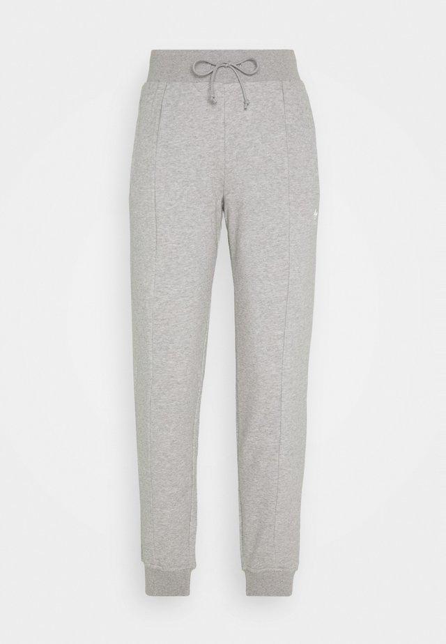 TRACK PANT - Verryttelyhousut - medium grey