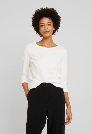 EASY - Long sleeved top - off white