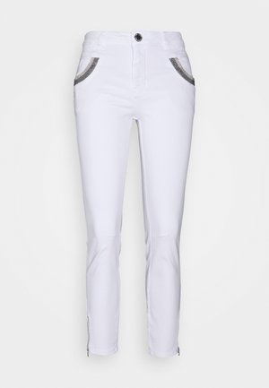 SHADE - Džíny Slim Fit - white