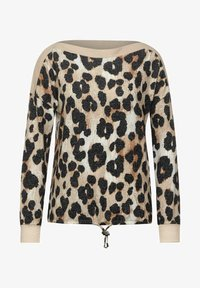 Street One - Long sleeved top - beige - 3