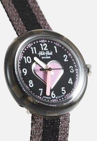 Flik Flak - CUORICINO - Watch - black - 4
