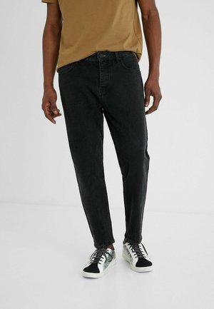 DARK - Slim fit jeans - blue