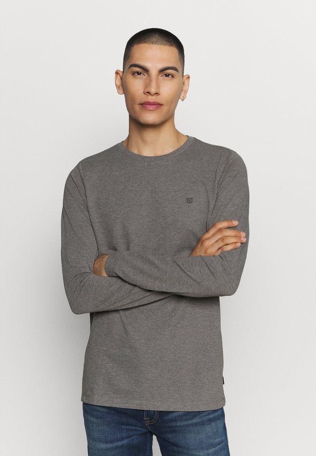 JPRBLAHARDY - Långärmad tröja - grey melange