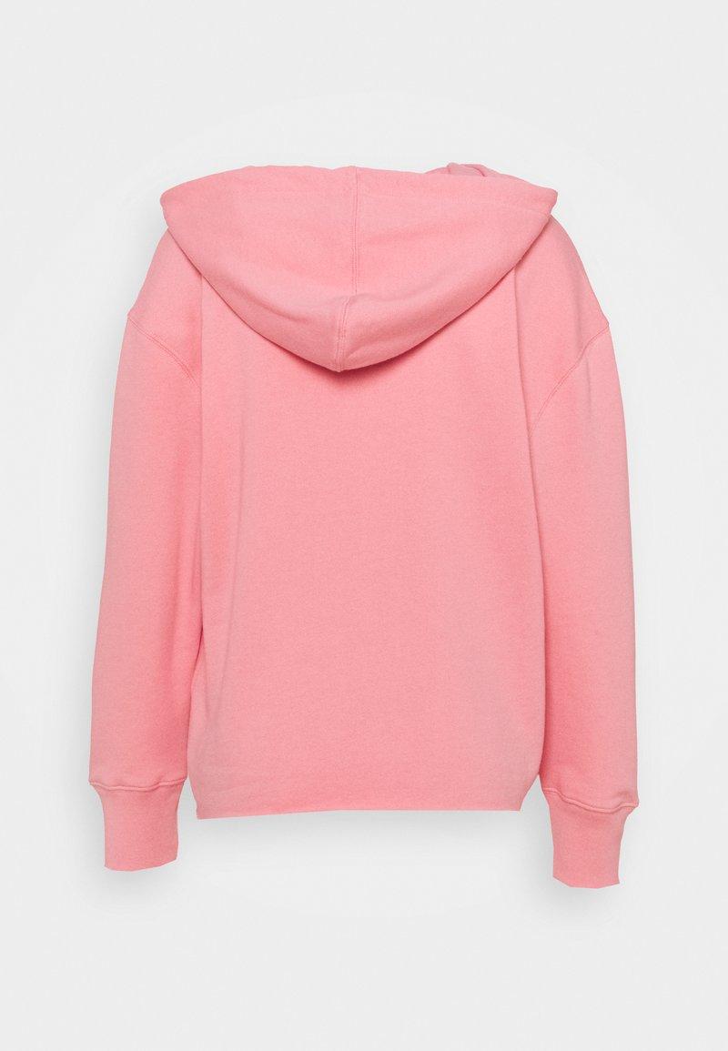 GAP CHEST HIT - Kapuzenpullover - promenade pink/pink juXlGB