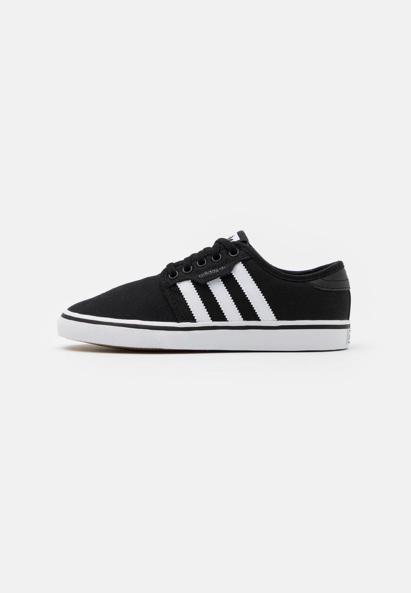 adidas Originals - SEELEY SPORTS INSPIRED SHOES - Sneakers basse - core black/footwear white