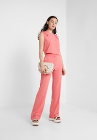 See by Chloé - Trousers - poppy peach - 1