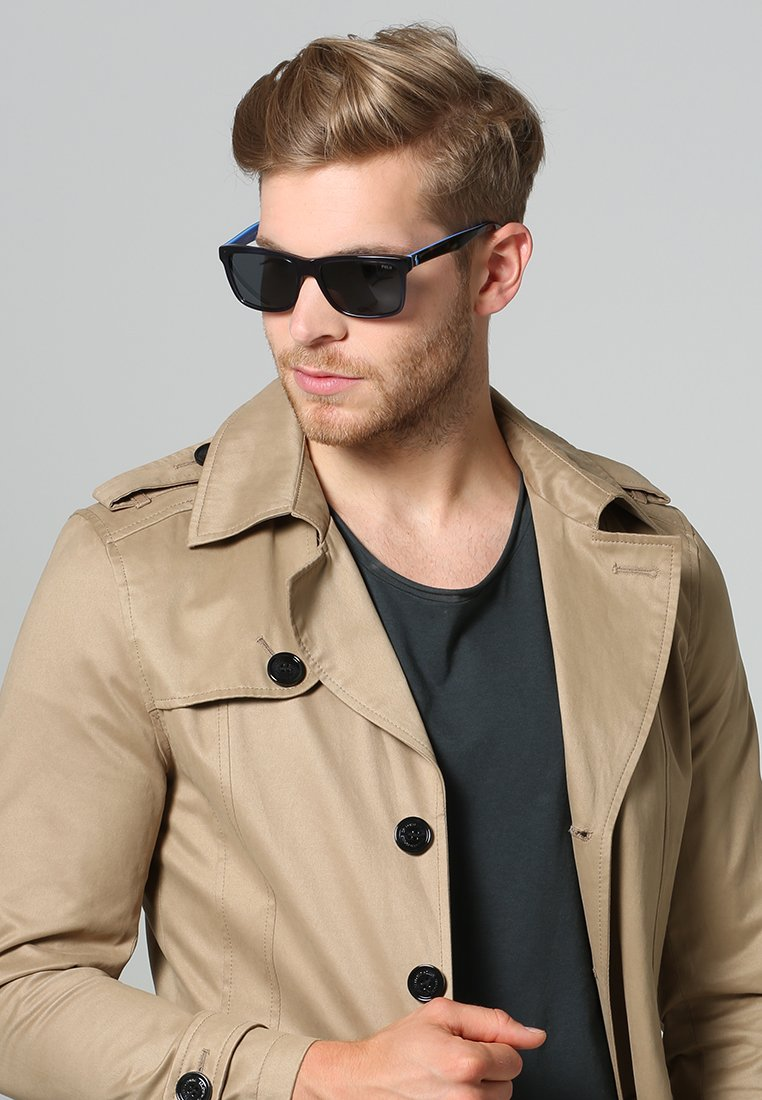 Polo Ralph Lauren - Sunglasses - blue/black